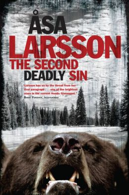 The Second Deadly Sin (Rebecka Martinsson Series #5)