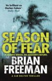 Book Cover Image. Title: Season of Fear, Author: Brian Freeman