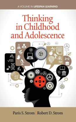 Thinking in Childhood and Adolescence (Hc)