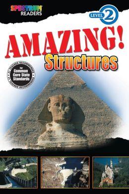 Amazing! Structures Reader, Grades K - 1