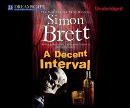 A Decent Interval (Charles Paris Series #18)