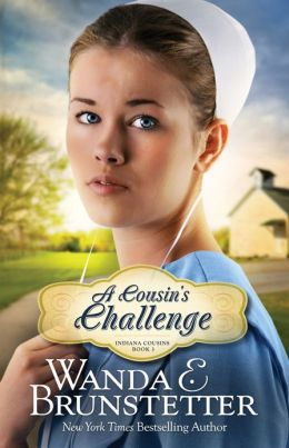 A Cousin's Challenge (Indiana Cousins Series #3)