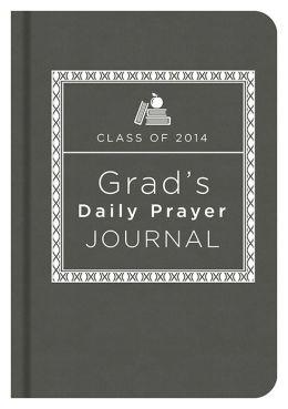 A Grad's Daily Prayer Journal