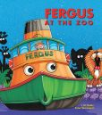 Book Cover Image. Title: Fergus at the Zoo, Author: J W Noble
