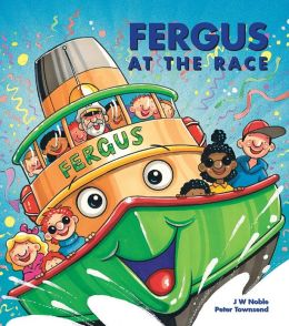 Fergus at the Race