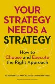 Book Cover Image. Title: Your Strategy Needs a Strategy:  How to Choose and Execute the Right Approach, Author: Martin Reeves