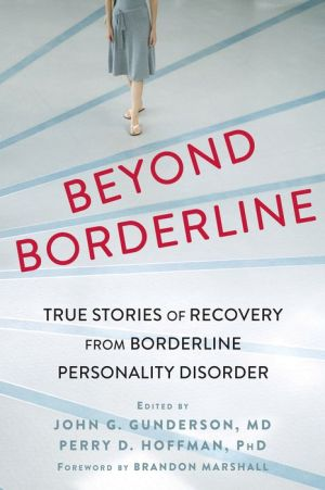 Crossing the Border: An Anthology of Personal Stories on Borderline Personality Disorder
