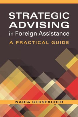 Strategic Advising in Foreign Assistance: A Practical Guide