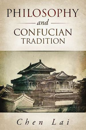 Philosophy and Confucian Tradition