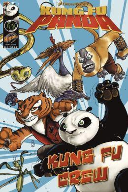 Kung Fu Panda: Kung Fu Crew (NOOK Comics with Zoom View)