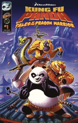 Kung Fu Panda v.1 (NOOK Comics with Zoom View)