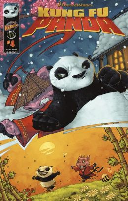 Kung Fu Panda Vol.1 Issue 4 (NOOK Comics with Zoom View)