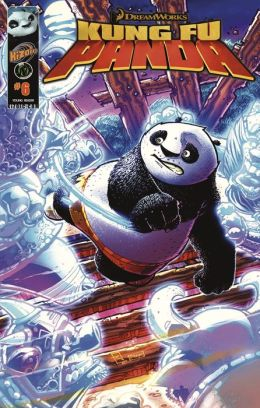 Kung Fu Panda Vol.1 Issue 6 (NOOK Comics with Zoom View)
