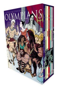 Olympians Boxed Set