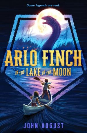 Book Arlo Finch in the Lake of the Moon