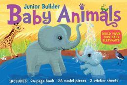 Junior Builder: Baby Animals