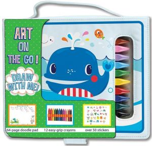 Art on the Go! Draw with Me