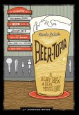 Book Cover Image. Title: Beer-Topia, Author: Bathroom Readers' Institute