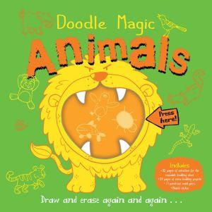 Doodle Magic: Animals