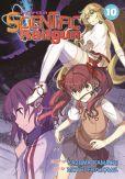 Book Cover Image. Title: A Certain Scientific Railgun Vol. 10, Author: Kazuma Kamachi