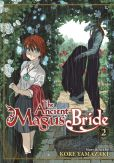 Book Cover Image. Title: The Ancient Magus' Bride Vol. 2, Author: Kore Yamazaki