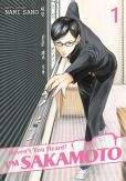 Book Cover Image. Title: Haven't You Heard? I'm Sakamoto Vol. 1, Author: Nami Sano