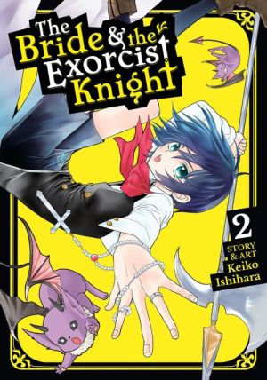 Book The Bride & the Exorcist Knight Vol. 2