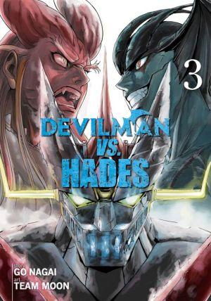 Book Devilman vs. Hades Vol. 3