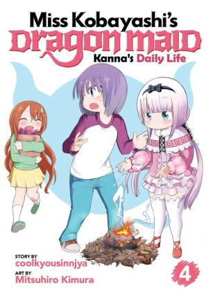 Book Miss Kobayashi's Dragon Maid: Kanna's Daily Life Vol. 4