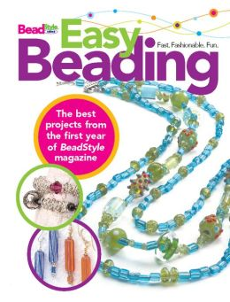 Easy Beading (PagePerfect NOOK Book)