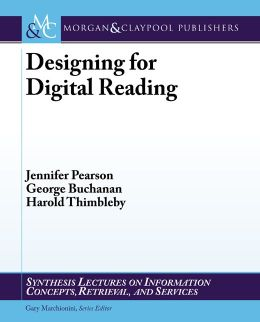 Designing for Digital Reading