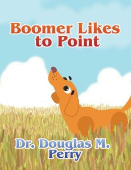 Boomer Likes to Point