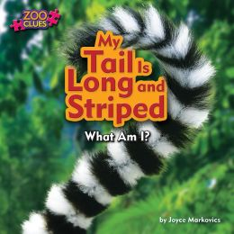 My Tail Is Long and Striped (Lemur)