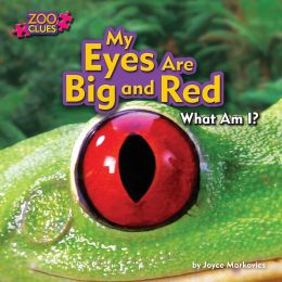 My Eyes Are Big and Red (Tree Frog)