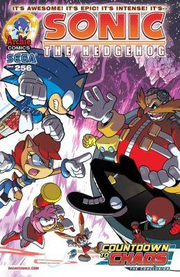 Sonic the Hedgehog #256
