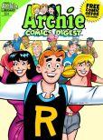 Book Cover Image. Title: Archie Comics Digest #254, Author: Archie Superstars Archie Superstars