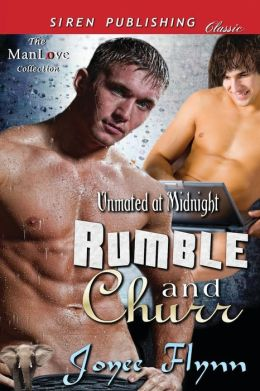 Rumble and Churr [Unmated at Midnight] (Siren Publishing Classic Manlove)
