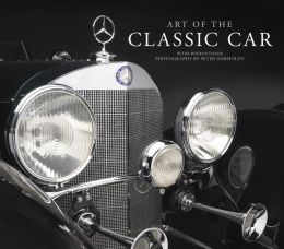 Art of the Classic Car (PagePerfect NOOK Book)