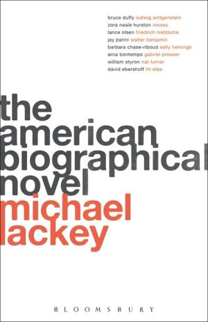 The American Biographical Novel