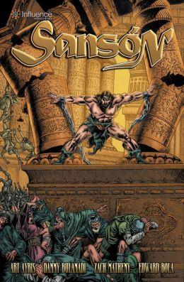 Sanson (PagePerfect NOOK Book)