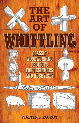 whittling books