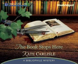 The Book Stops Here (Bibliophile Series #8)