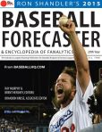 Book Cover Image. Title: 2015 Baseball Forecaster:  An Encyclopedia of Fanalytics, Author: Ray Murphy