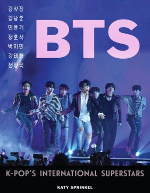 Book BTS: K-Pop's International Superstars