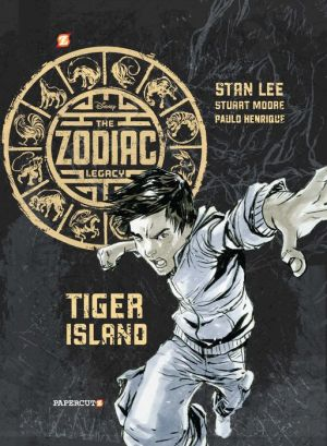 The Zodiac Legacy Graphic Novel Series #1