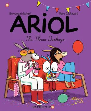 Ariol #8: The Three Donkeys