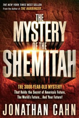Mystery of the schemitah book cover
