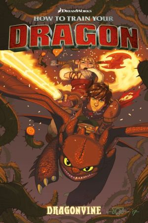 Book How to Train Your Dragon: Dragonvine