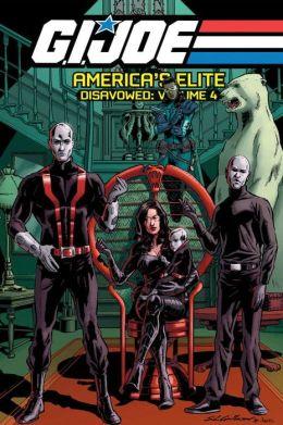 G.I. JOE America's Elite: Disavowed, Volume 4