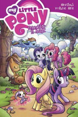 My Little Pony Omnibus, Volume 1